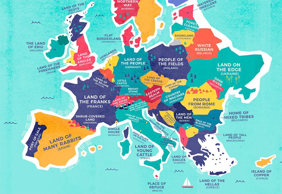 Europe Literal