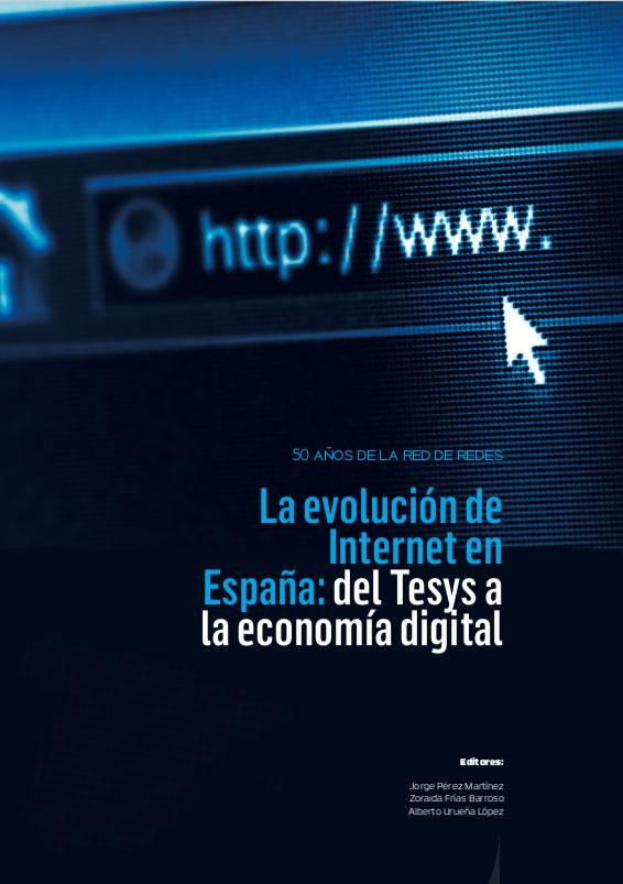 Evolución de Internet en España