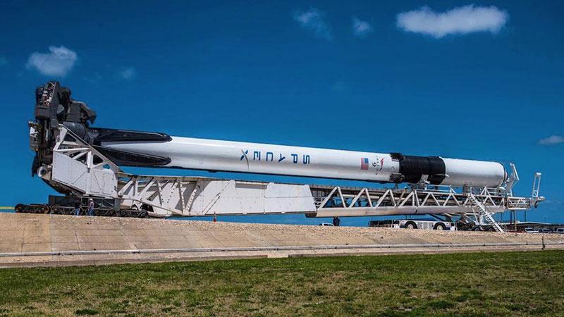 Falcon 9 B1046