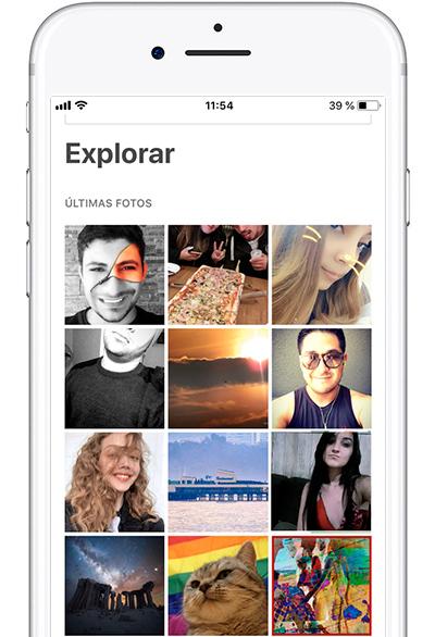 Fotolog + iPhone