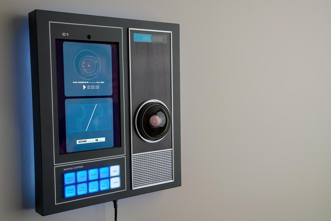 HAL 9000 Panel
