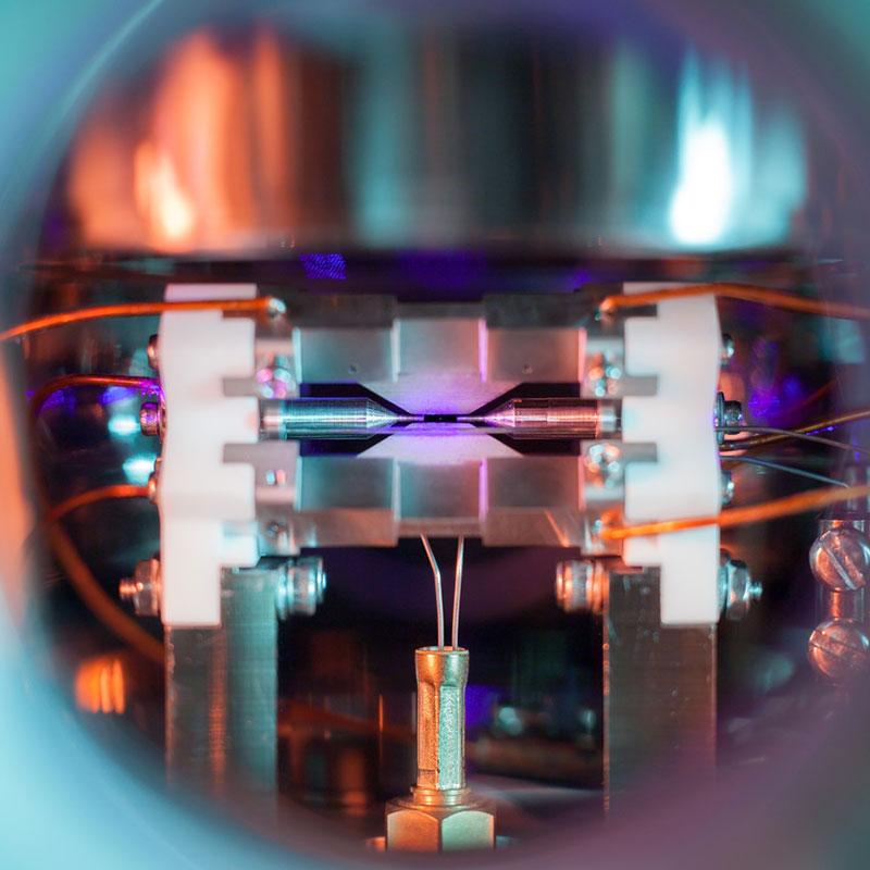 Un átomo de estroncio… más o menos