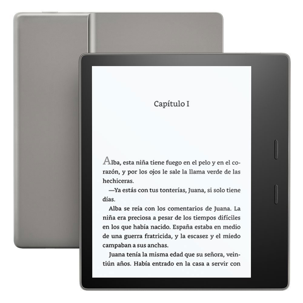 Kindle Oasis de 2017 AKA Kindle Oasis 2