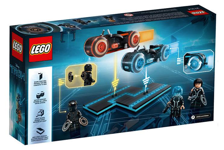 Lego Tron Legacy 21314