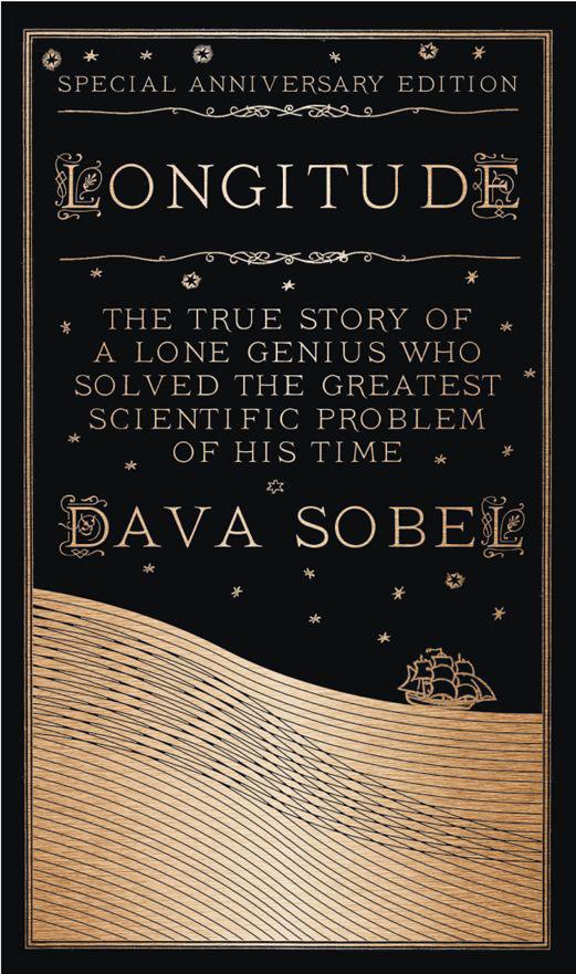 Longitude por Dava Sobel