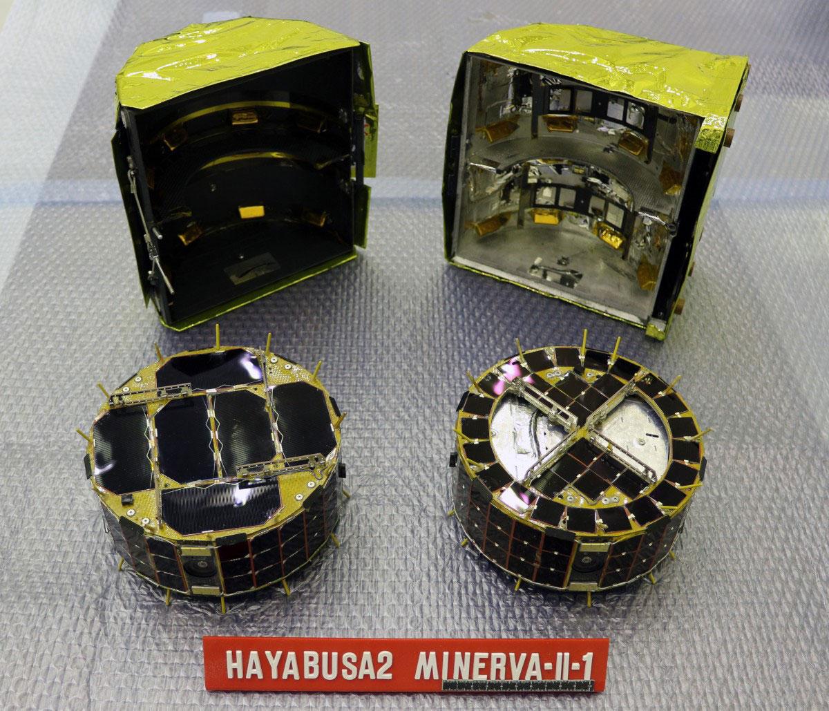 Minerva-II 1A Y 1B