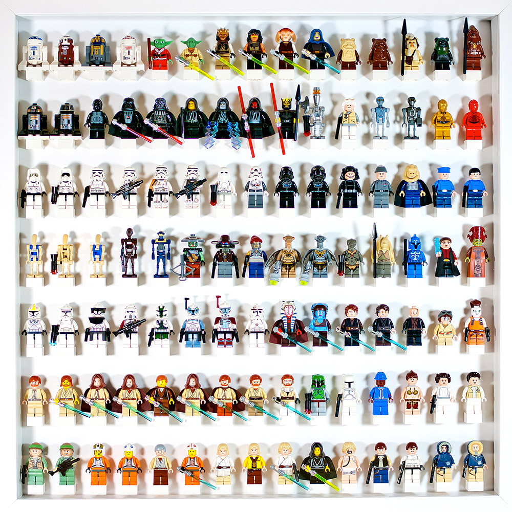 Lego Star Wars Minifig 3 / Artarmir78 @ Flickr