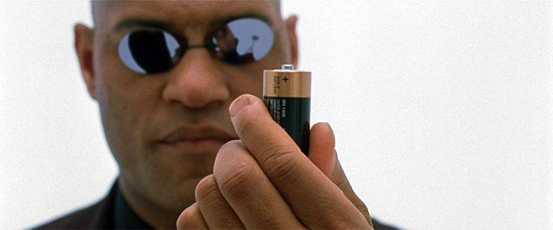 Morpheus + Battery
