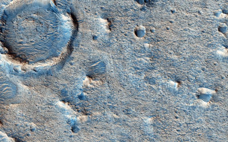 Detalle de Oxia Planum