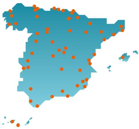 Sedes de Pint of Science España 2018
