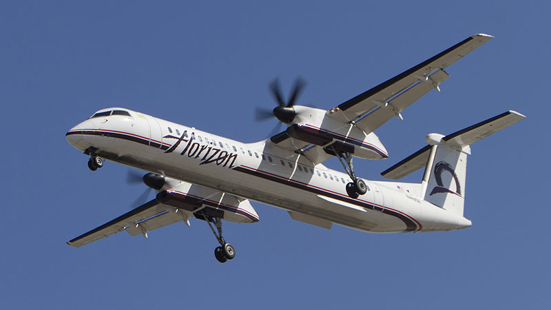 Otro Q400 de Horizon Air