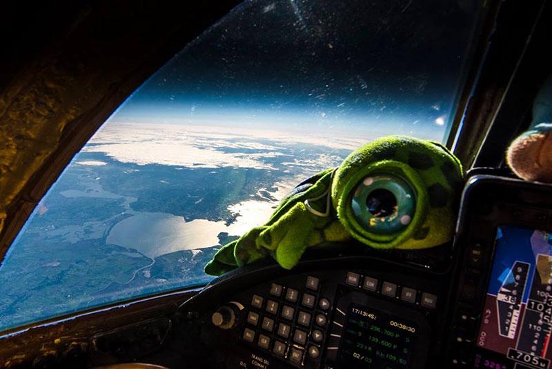 Peluches astronauta