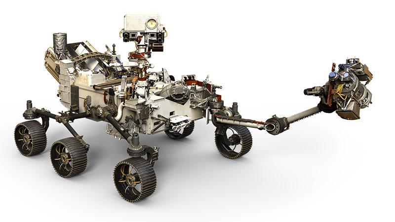 El rovers Mars 2020