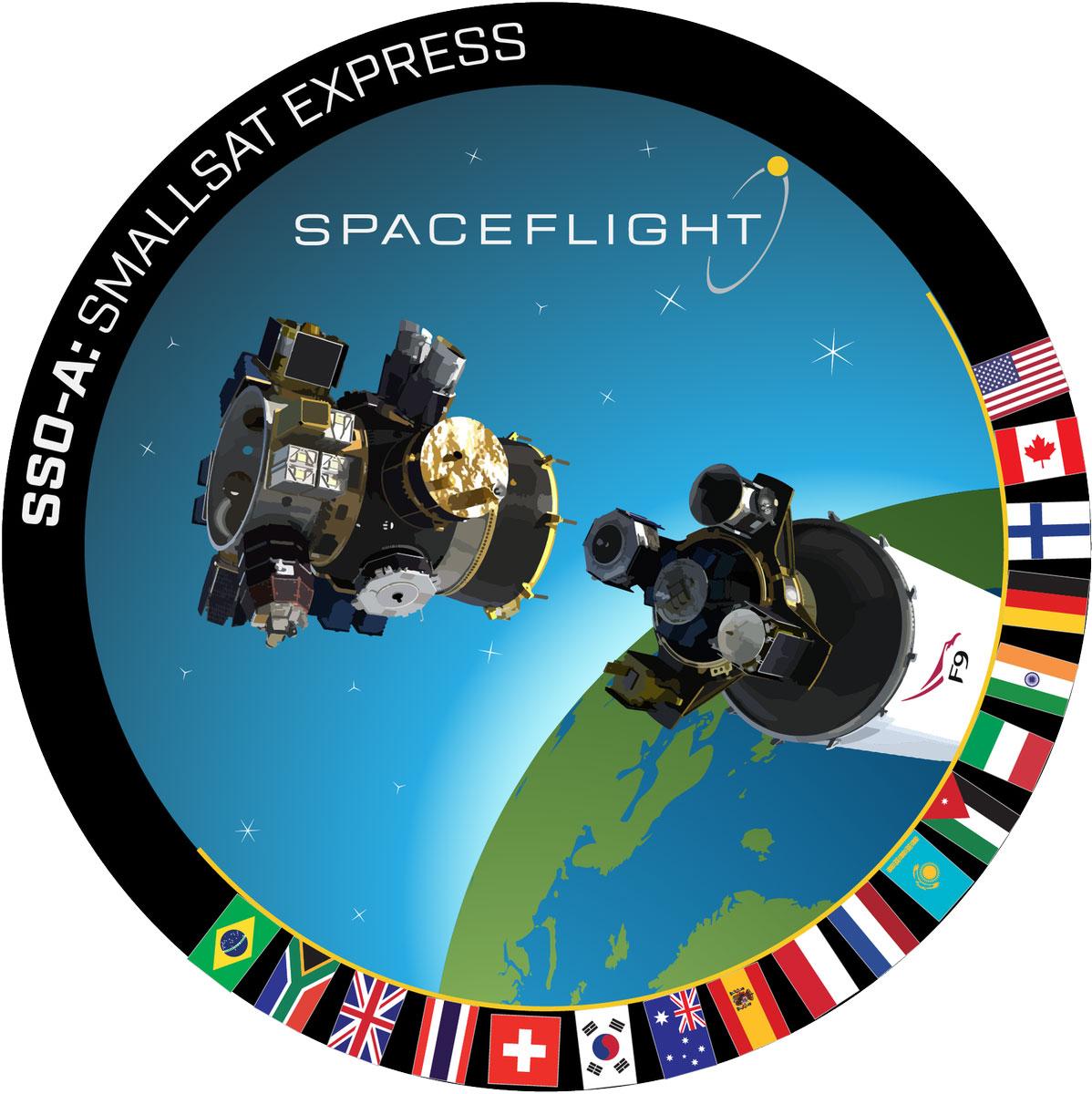 Emblema de la misión