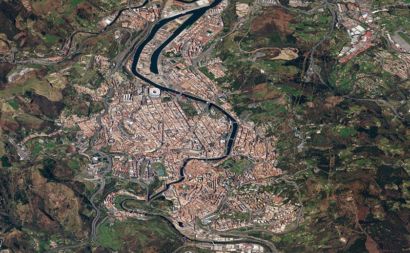 Bilbao, AKA el centro del universo