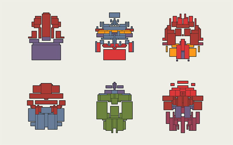SpaceInvaders Proc