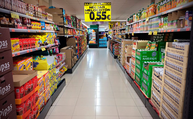 Supermercado Genérico / Foto (CC)-by Alvy