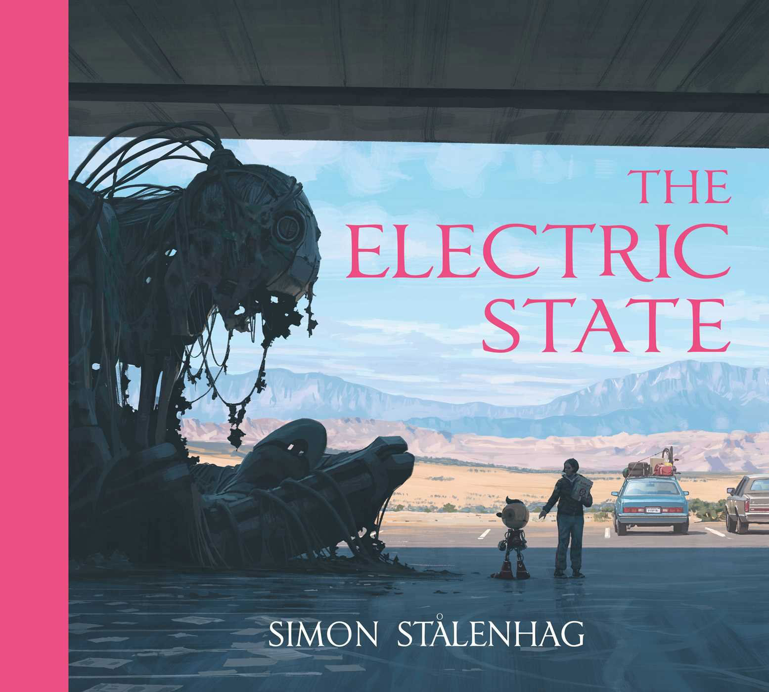 The Electric State por Simon Stålenhag