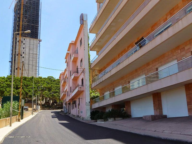 Al Ba'sa en Beirut