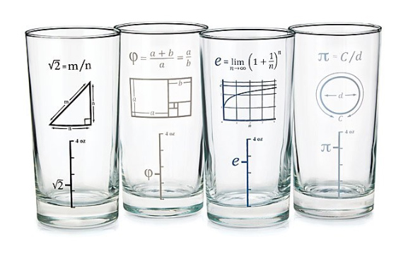 Vasos matemáticos