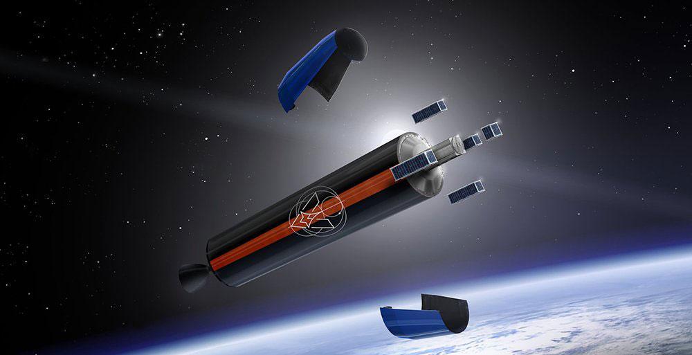 Vector es una de esas nuevas empresas privadas que quiere llegar al espacio