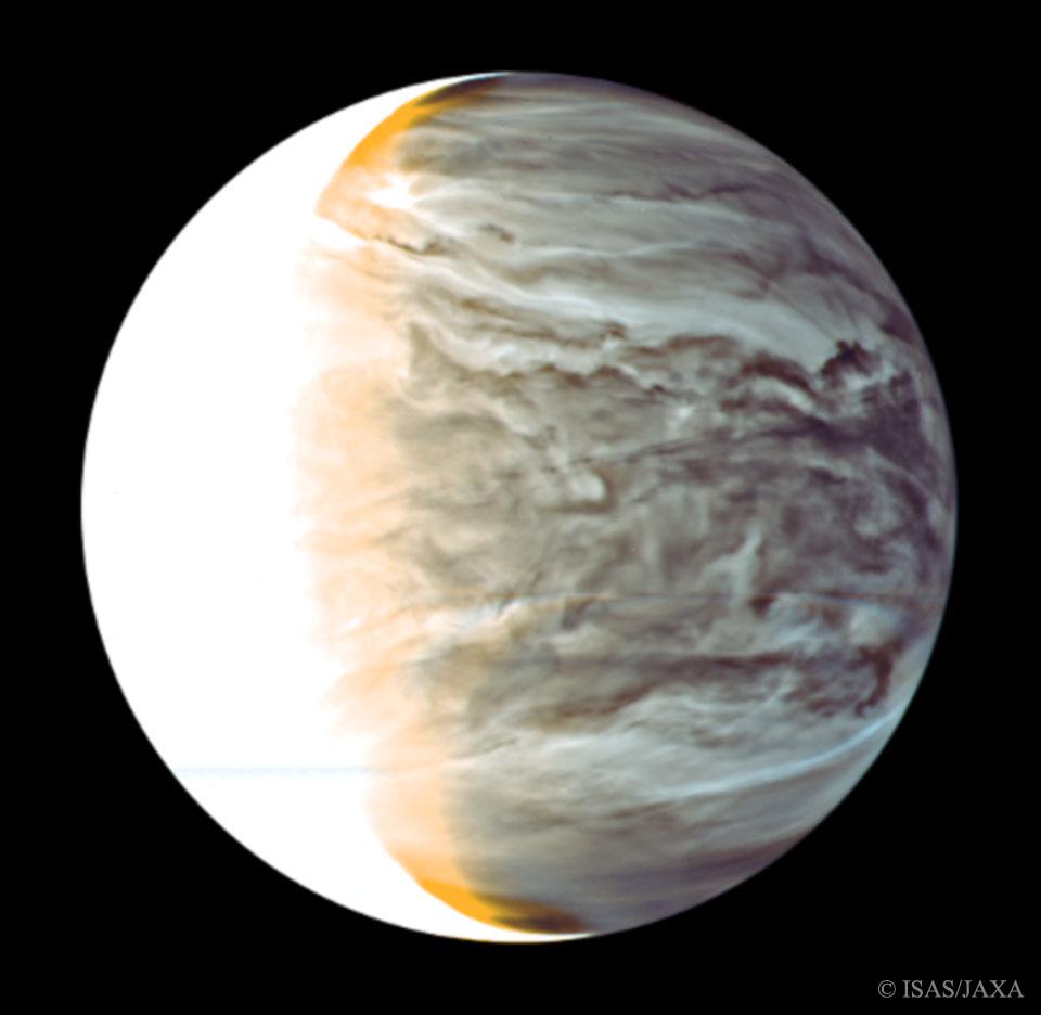 Venus IR jaxa 960