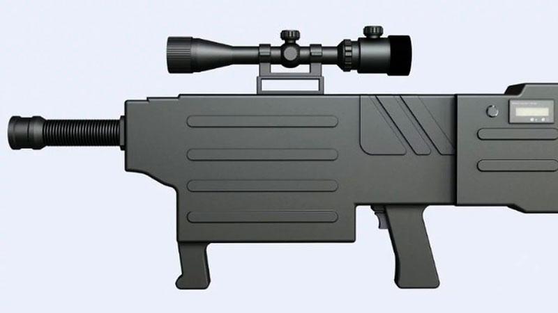 ZKZM AK-47 láser