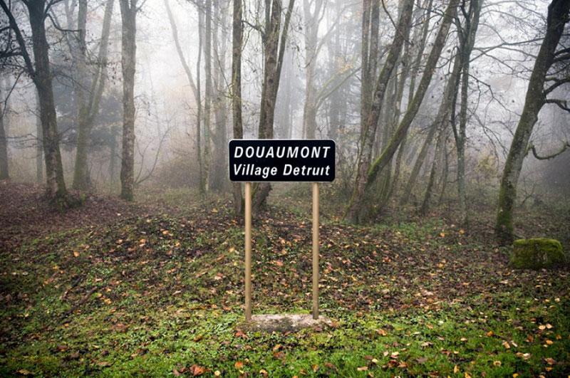 Douaumont, pueblo destruido
