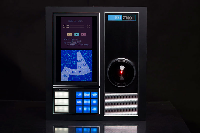 Master Replicas Group / HAL 9000
