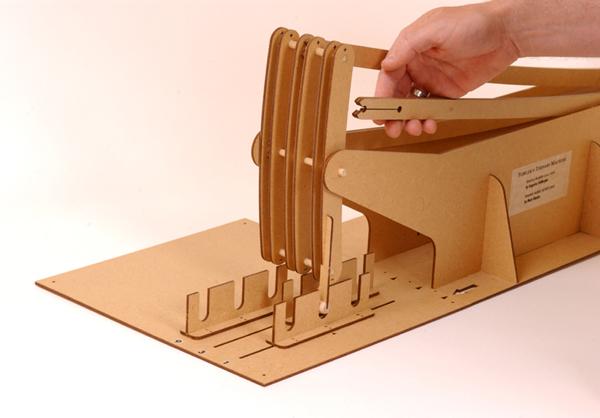 máquina calculadora ternaria de Thomas Fowler