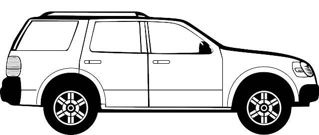 SUV (CC) Clker Free / Pixabay.com