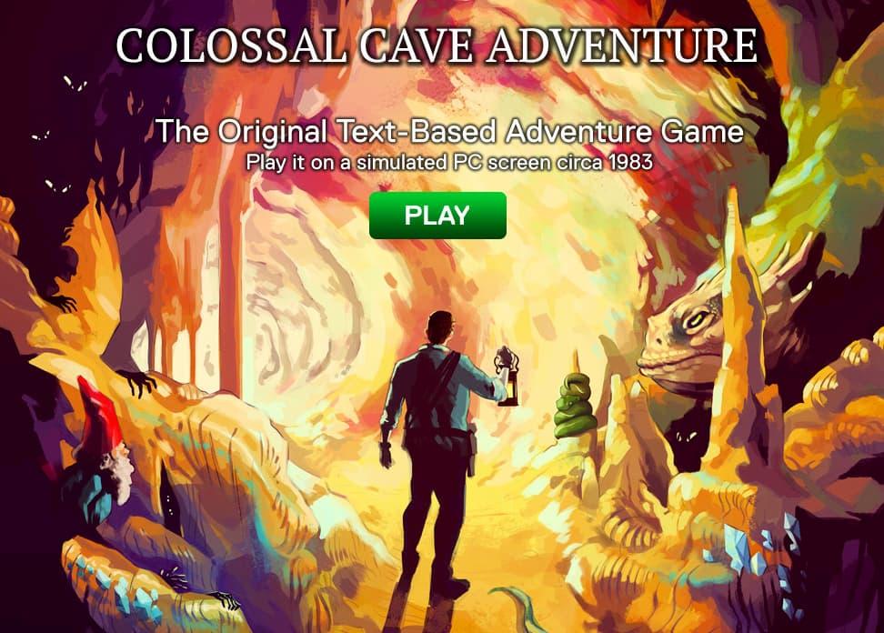Adventure: un clásico entre los clásicos de los juegos conversacionales