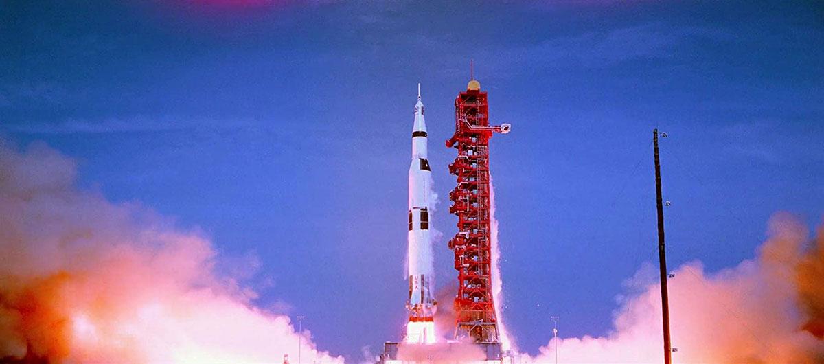 Despegue del Apolo 11