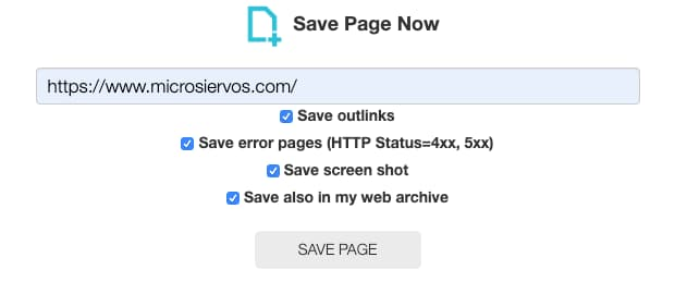 Wayback Machine / Archive.org