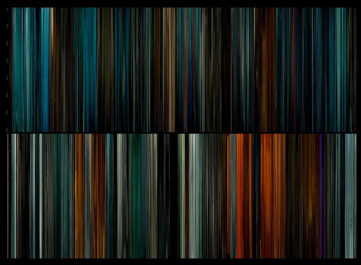 Los colores de «Blade Runner» y «Blade Runner 2049» / Rick Proza