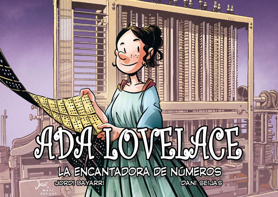 Portada de Ada Lovelace