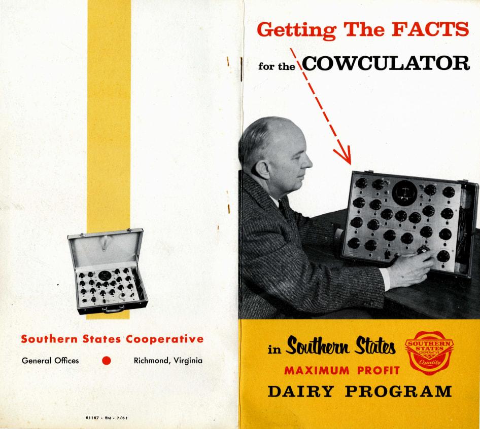 Vacalculadora / Cowculator