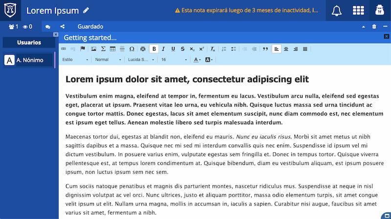 CryptPad, una suite con procesador de textos, editor de código y más; simple, segura y de código abierto