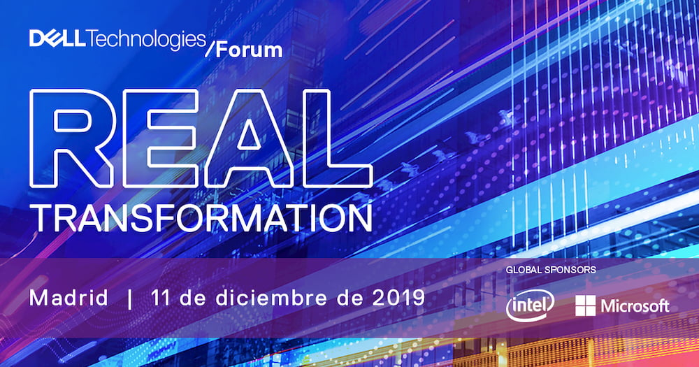 Dell Technologies Forum 2019 / Madrid