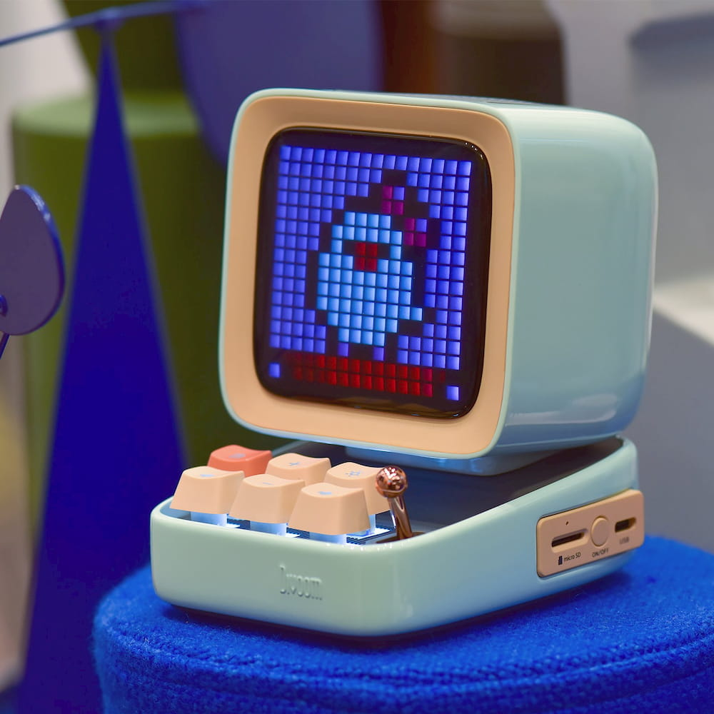 Ditto: la belleza de los retro píxeles en miniatura