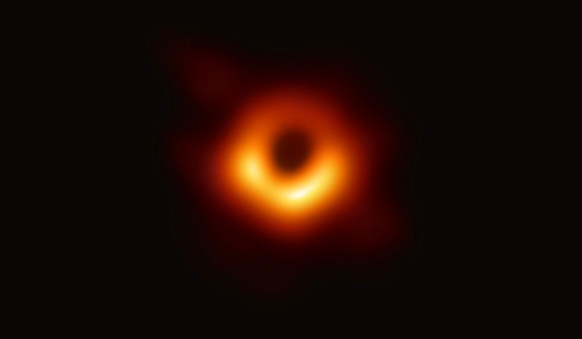 El agujero negro de M87