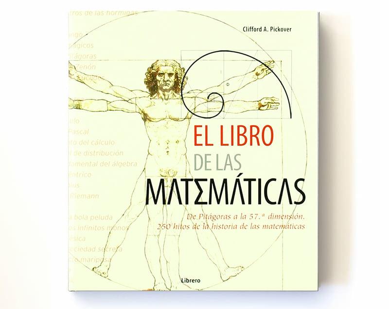 El libro de las matemáticas: una cronología tan completa como interesante