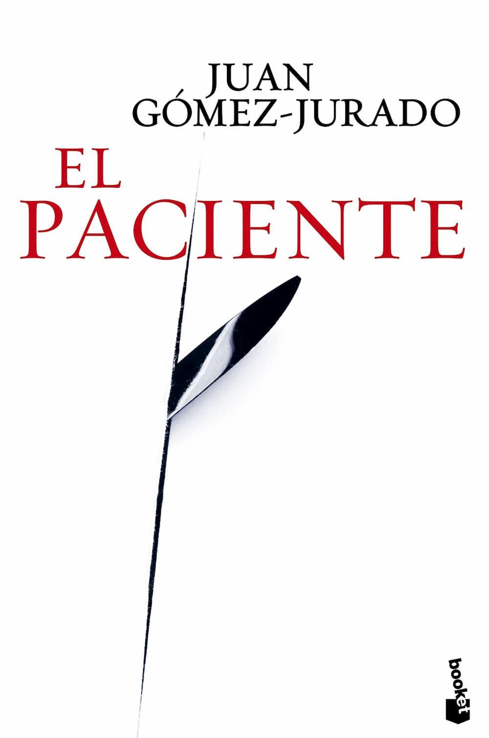El paciente por Juan Gómez Jurado