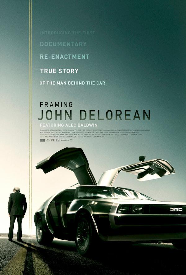 Una película sobre John DeLorean