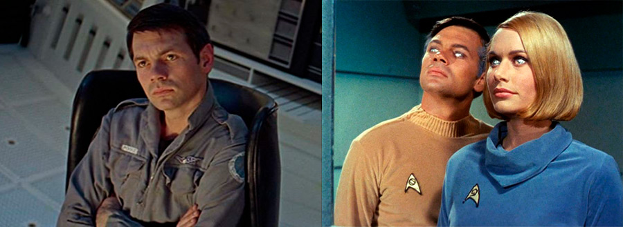 Gary Lockwood / 2001 / Star Trek