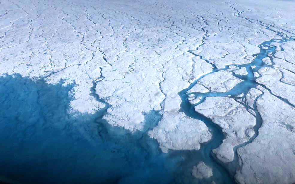 Greenland Summer Campaign 2015 - NASA/Goddard/Maria-José Viñas