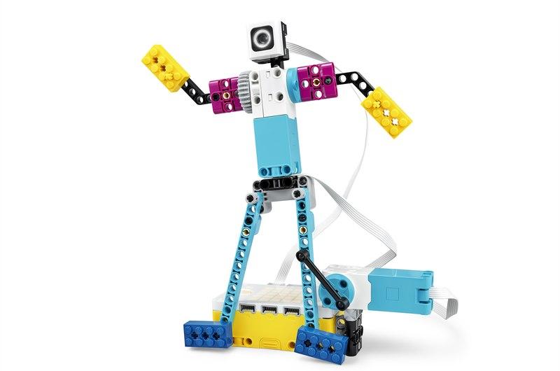 Lego Spike Prime: robots y programación para niños