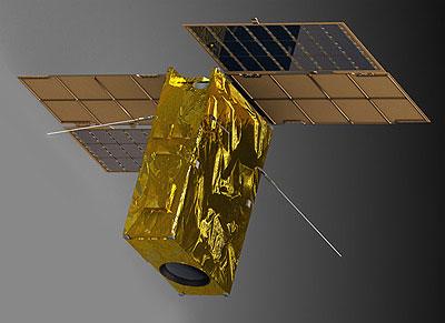 Un satélite Lingque