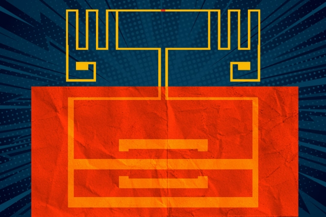 La «rectena»: una antena 2D que convierte la señal del wifi en electricidad / Christine Daniloff / MIT