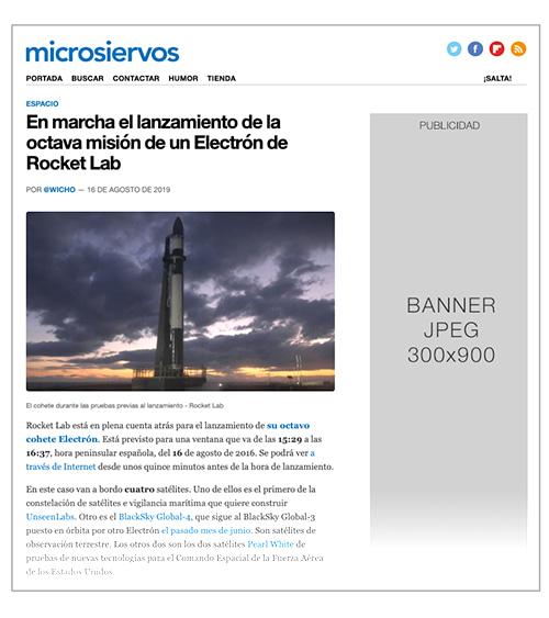 Microsiervos / Banners 1